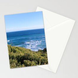Ocean Grass Stationery Cards