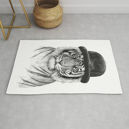Welcome to the jungle Rug