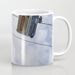 Emirates Cable Car London Coffee Mug