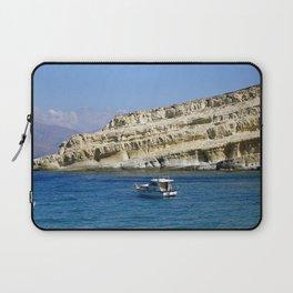 the rock Laptop Sleeve