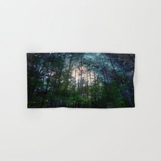 Mystic Forest Hand & Bath Towel