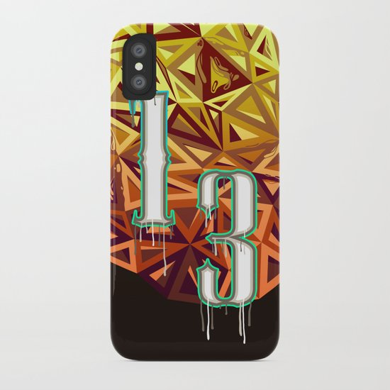 13 iPhone Case