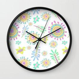 Joy! Wall Clock