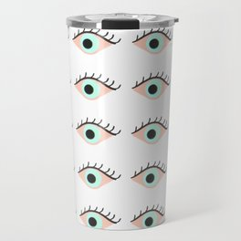 Sweet Evil Eyes Travel Mug