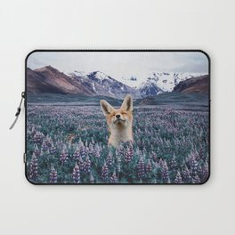 why do you love nature? Laptop Sleeve