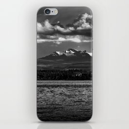 View From Cape Mudge - Canada iPhone Skin