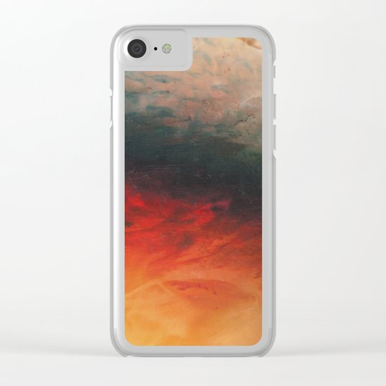STW #4 Clear iPhone Case