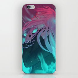 Undertaker: Reaper's Cackle iPhone Skin