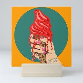 IScream Mini Art Print