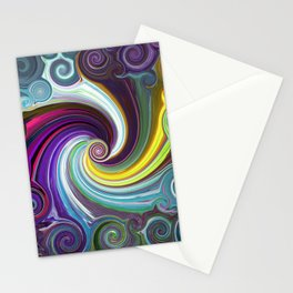 Abstract Mandala 275 Stationery Cards