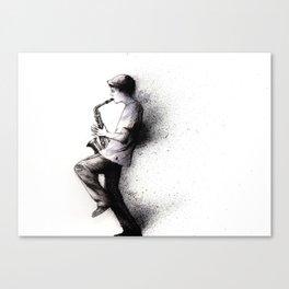 Refreska Canvas Print