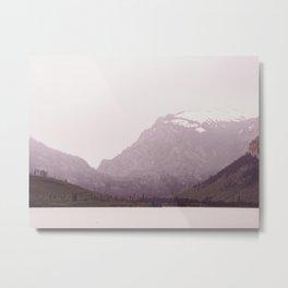 Grand Teton National Park III - Wanderlust Adventure Metal Print