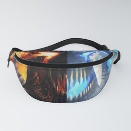 the sons of sparda Fanny Pack