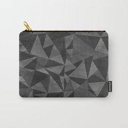 Dirty Geo Carry-All Pouch