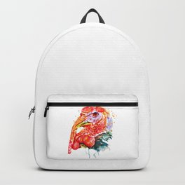 Turkey Head Backpack