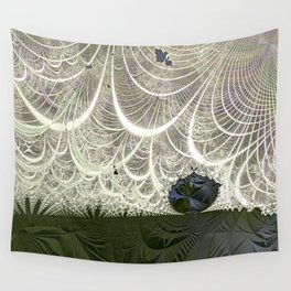 Defying the winds Wall Tapestry
