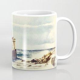 shipwreck aqrefn Coffee Mug