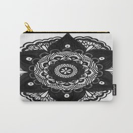 Flower Mandala Number 2 Carry-All Pouch