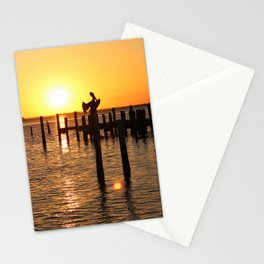 As Darkness Descends Stationery Cards