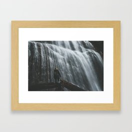 Pacific North West Framed Art Print