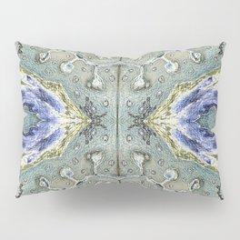 Mirroring Magnification Pillow Sham