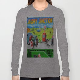 Jalopy Junction 3 Long Sleeve T-shirt