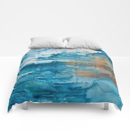 Save The Oceans, Cabo Beaches Comforters