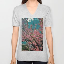 Beautiful Spring Unisex V-Neck
