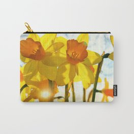 intence yellow Carry-All Pouch