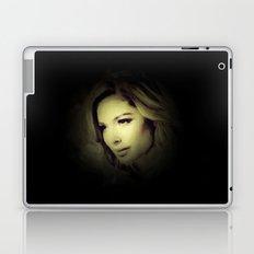 Doutzen Kroes - Portrait Painting Style Laptop & iPad Skin