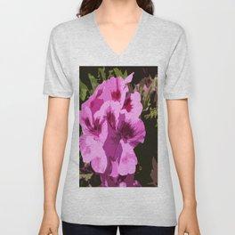 Summer Garden Unisex V-Neck