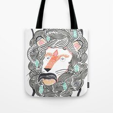 Listen to Your Lion Tote Bag