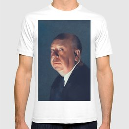 Alfred Hitchcock, Hollywood Legend T-shirt