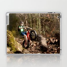 Where we're going we don't need roads Laptop & iPad Skin