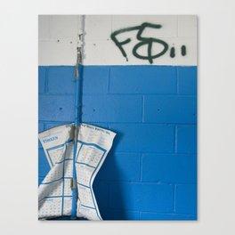 F5 Canvas Print