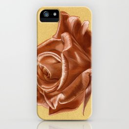 Sanguine Rose iPhone Case