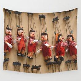 Pinocchio Pinocchio Wall Tapestry