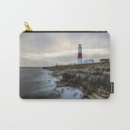 Portland Bill. Carry-All Pouch