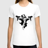 gangster T-shirts featuring Monopoly Gangster by Grime Lab