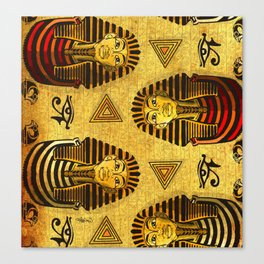 Pharaonic Canvas Print