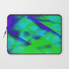 Green Color Package Laptop Sleeve