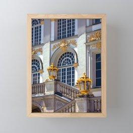 Windows of Nympfenburg Framed Mini Art Print