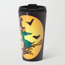 The witch Travel Mug