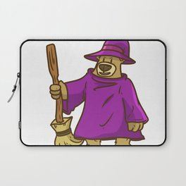 witch baer Laptop Sleeve