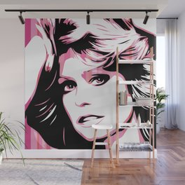 Farrah Fawcett | Pop Art Wall Mural
