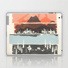 Morning by Bear River... Laptop & iPad Skin