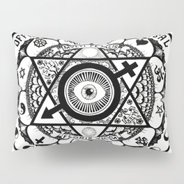 Universal Insight Lineage Pillow Sham
