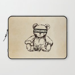 Dirty Ted Laptop Sleeve