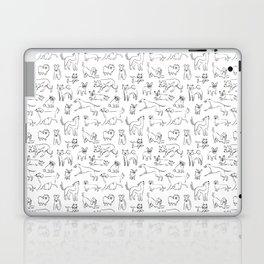 Dogs fun Laptop & iPad Skin