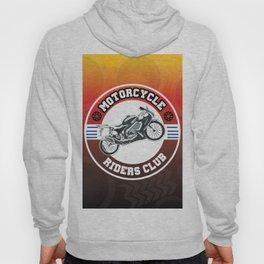Motorcycle Riders Club Hoody